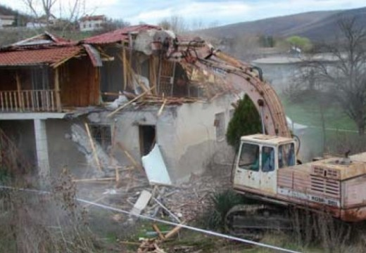 Ромите от Гърмен отказват помощта на държавата