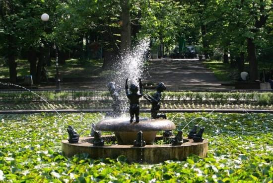 София си връща имоти в Борисовата градина