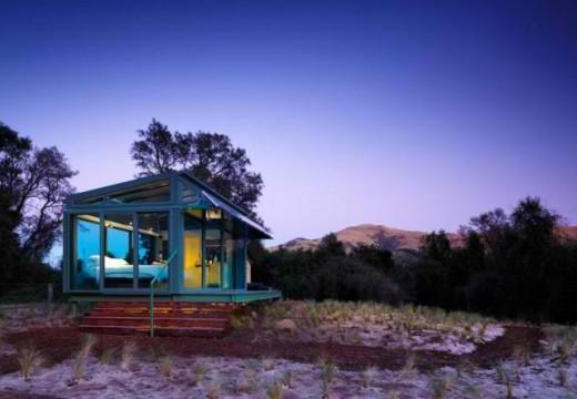 Прозрачна къща – осмелявате ли се?