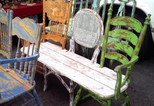 40+ идеи за старите столове