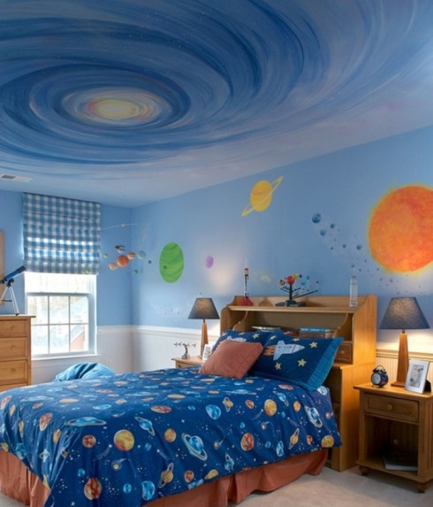 Beautiful-Space-Themed-Bedroom-700x818