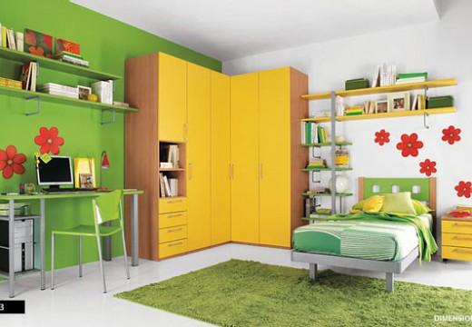 Весели и пъстри идеи за детски стаи