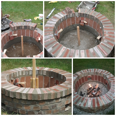 diy-brick-fire-pit-in-one-weekend.-saved-some-extra-brick-just-for-this