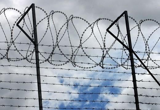 Гранична ограда между Латвия и Русия