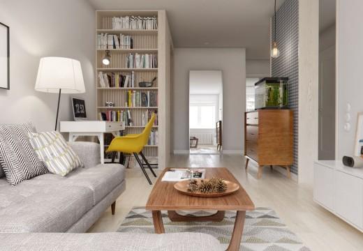 Светло и уютно жилище