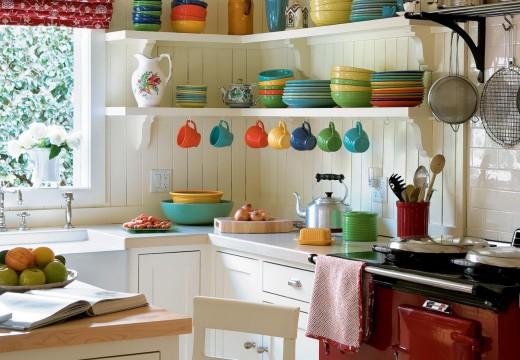 Идеи за страхотни малки кухни