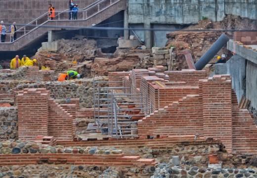 Спряха реконструкцията на Сердика