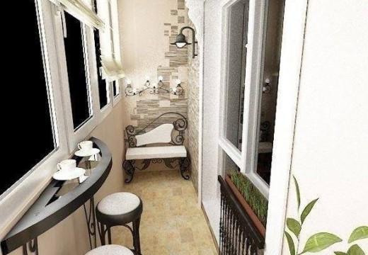 99+ идеи за малки балкони – I част