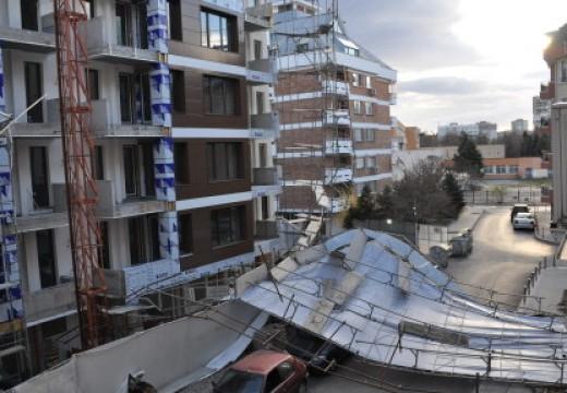 Обезопасяване на строителни обекти и билбордове