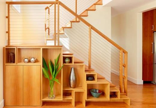 60+ идеи за съхранение под стълбите