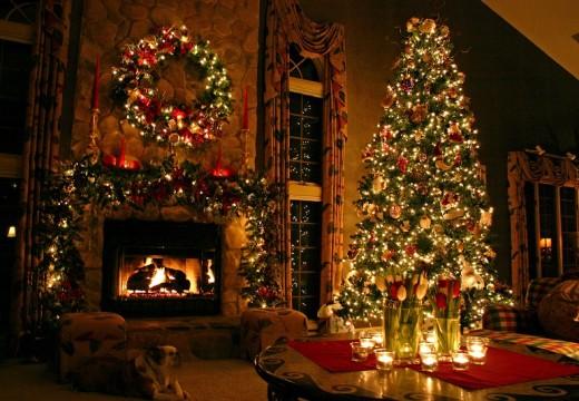 Стотина идеи за украсата на елхата за Коледа