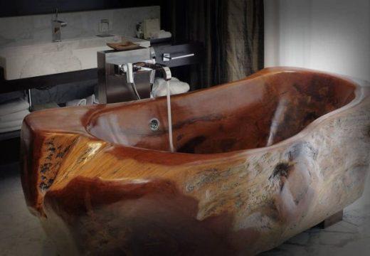 30+ идеи за вани от дърво