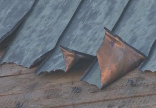 Окрадоха медния покрив на варненския куклен театър