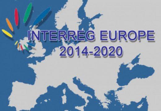 261 предложения след първата покана от ИНТЕРРЕГ ЕВРОПА