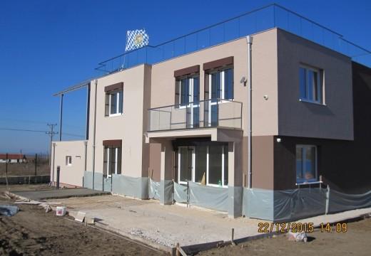 Първата пасивна къща в България и на Балканите е с дограма от Чех пласт ООД