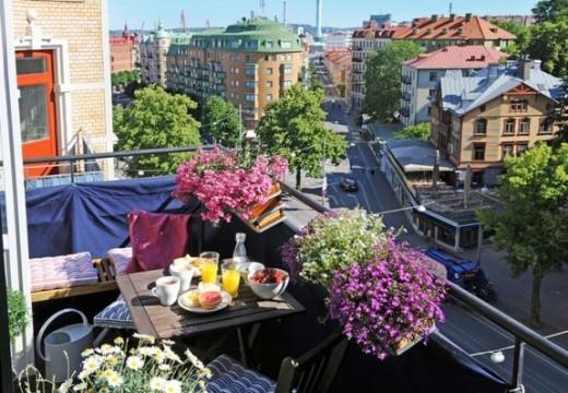 Идеи за тесни балкони и широки мечти