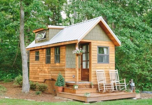 Малка къща за голяма свобода