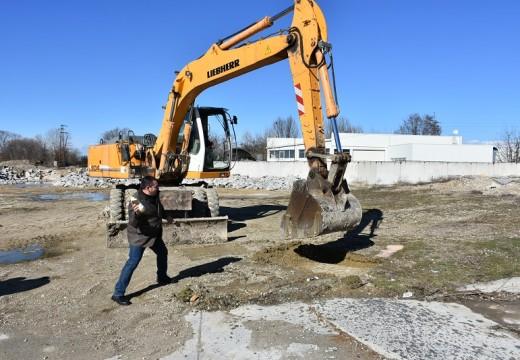 Нов завод за сухи строителни смеси в Община Марица