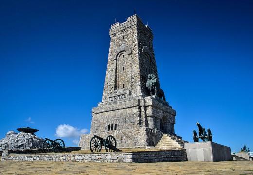 Паметникът на Свободата на вр. Шипка