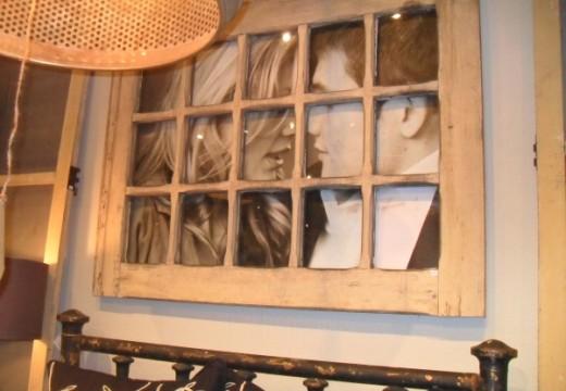 40+ идеи за старите прозорци