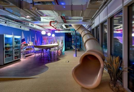 Офисите на Гугъл били опасни за дизайна на работното място