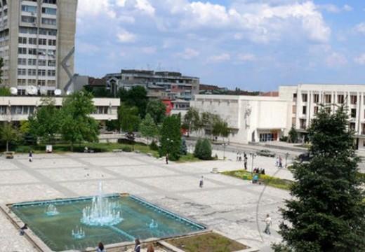 Ремонтират централния площад в Горна Оряховица