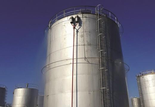 СИНХРОН-С инсталира и пусна в експлоатация оросителна инсталация в Оргахим