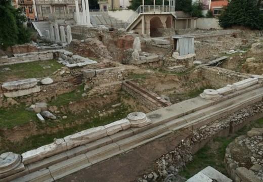 Разкриват Раннохристиянската базилика в Пловдив
