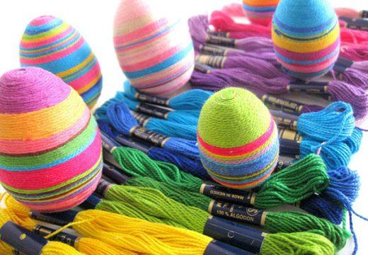 25+ идеи как да си украсите яйцата