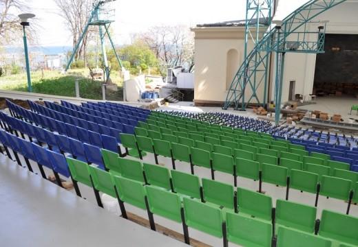 Летният театър в Бургас отваря врати през май