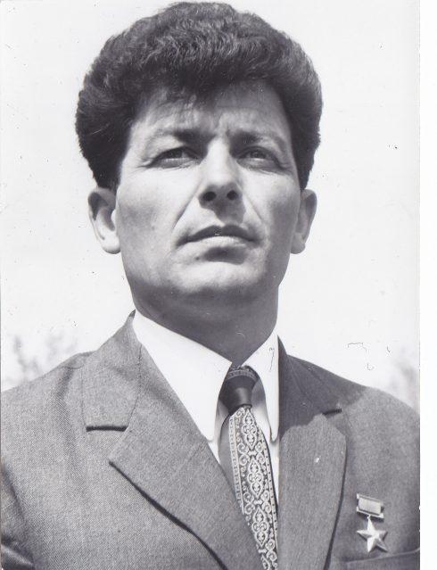 Георги Карауланов като млад