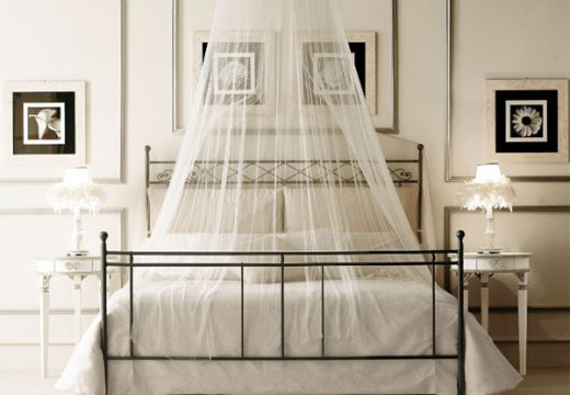 60+ идеи за модерно балдахинено легло