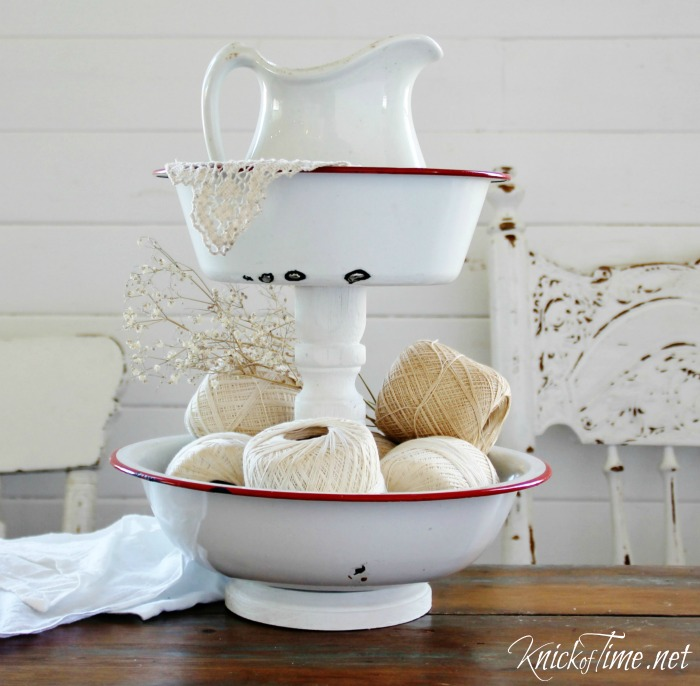 Enamelware-Bowls-Tiered-Stand-by-Knick-of-Time