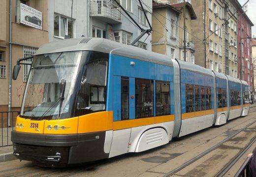 Трамваите се движат по-тихо по улиците