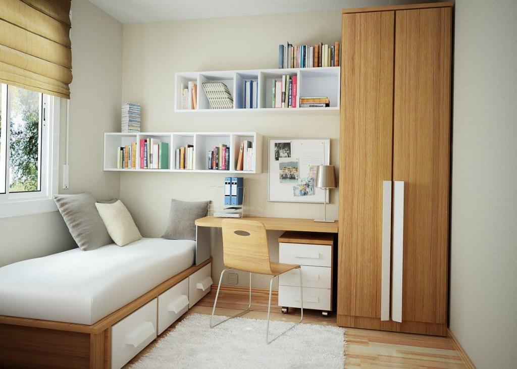 Small-Bedroom-Shelving-Ideas