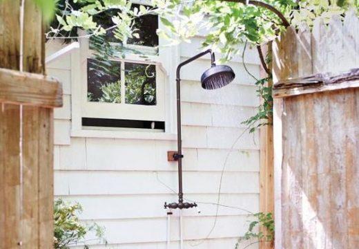 40+ идеи за градински душ