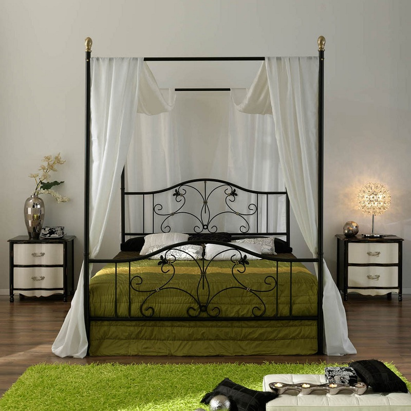 canopy-bed-ideas-small-spaces
