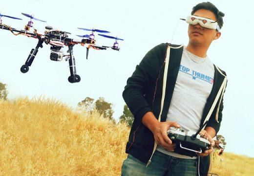 Състезание с дронове – за пръв път в България