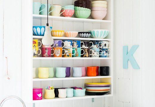 Лесни и евтини начини да вкарате цвят в кухнята