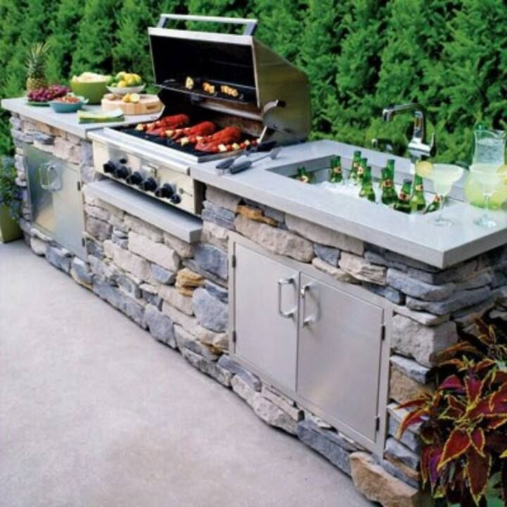 barbecue-drink-cooler-backyard-kitchen