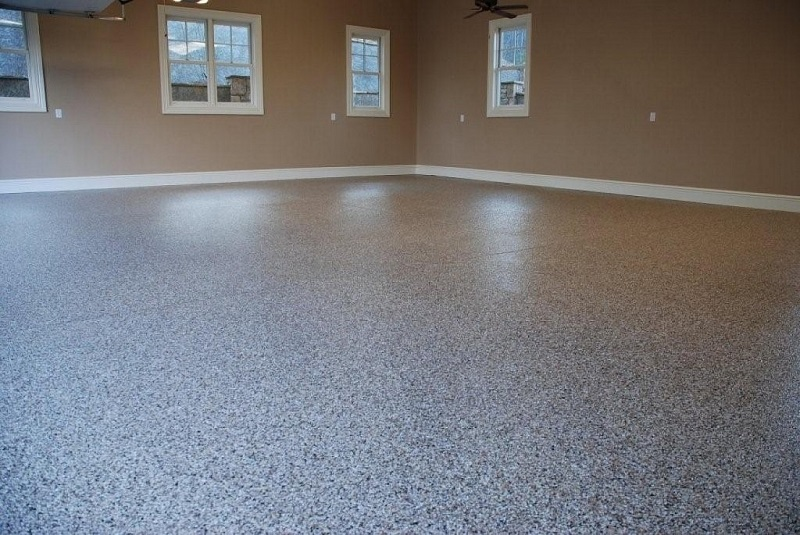 painted concrete floor cleaning tips inovatics Painting A Basement Concrete Floor Latest Painting A Basement Concrete Floor Ideas - Basement Flooring Ideas 2016