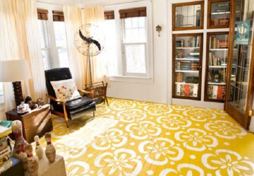 40+ идеи и съвети за боядисване на пода
