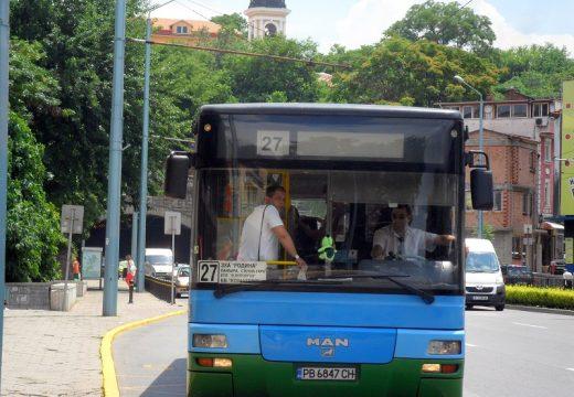 """Затварят """"Коматевско шосе"""", нови маршрути на автобуси 1, 20 и 27"""