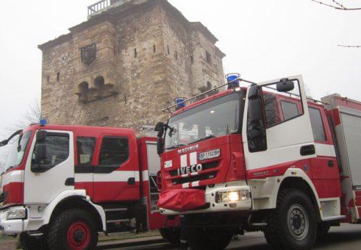 """Столичният стадион """"Академик"""" в пламъци"""