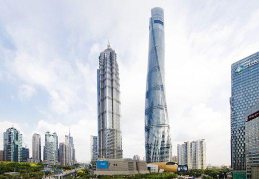 Най-добрите високи сгради в света за 2016 г.