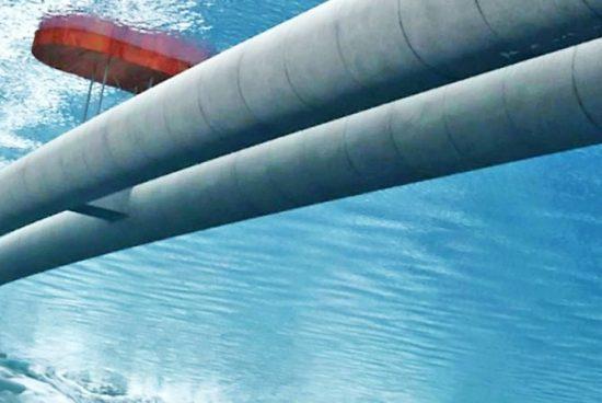 Норвегия строи първите в света плаващи подводни мостове