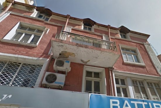 Проверяват сигнал за рушене на паметник на културата в Пловдив