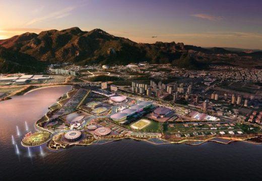 Броени часове до летните Олимпийски игри в Рио
