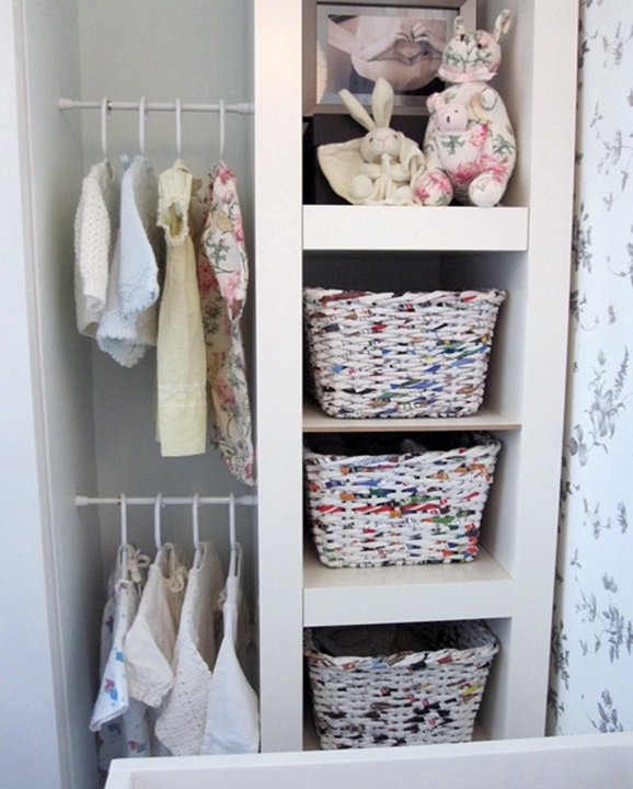 Tension-Rod-Uses-to-Keep-Home-Organized-Baby-Closet