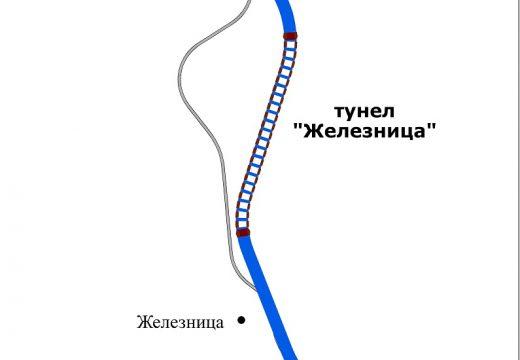 """Отварят офертите за строителство на тунел """"Железница"""" на АМ """"Струма"""""""